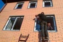Монтаж решеток в Краснослободске