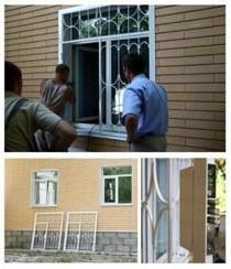 Установка решеток в Краснослободске
