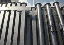 Металлические столбы в Краснослободске изготовление и монтаж г.Краснослободск